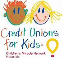 Credit Union For Kids program in partnership with Children's Miracle Network Hospitals